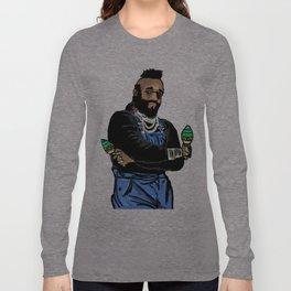 B A Maracas Long Sleeve T-shirt