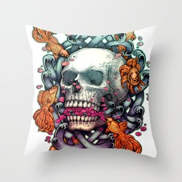 Short Term Dead Memory Throw Pillow