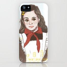 Pionerka iPhone Case