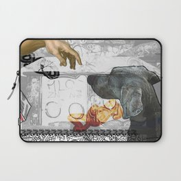 GOD DOG Laptop Sleeve
