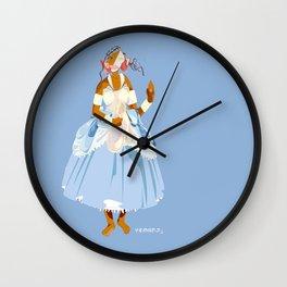 ORIXAS_ iemanjá Wall Clock