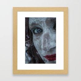 Unstable. Framed Art Print