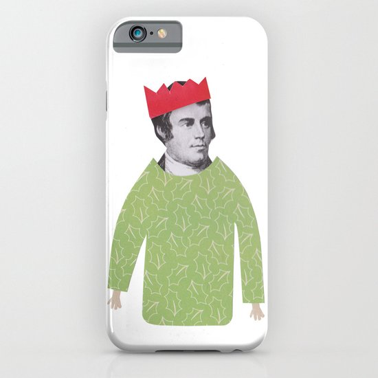 The embarrassing Christmas Jumper iPhone & iPod Case