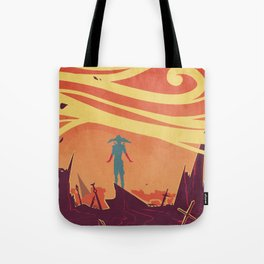 The Bloodiest Hands Tote Bag