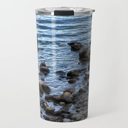 Water's Edge at Walden Pond 2 Travel Mug