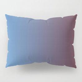 Colorful Gradient Blue 2 Pillow Sham