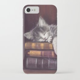 Keeper of the Books iPhone Case