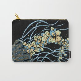 Glowing Jellyfish Carry-All Pouch