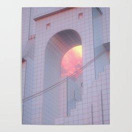 Bunkyo-ku Architecture Poster