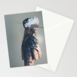 Intoxicated with Madness Stationery Cards