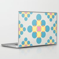 circles Laptop & iPad Skins featuring Circles by LightCircle
