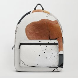 Abstract World Backpack