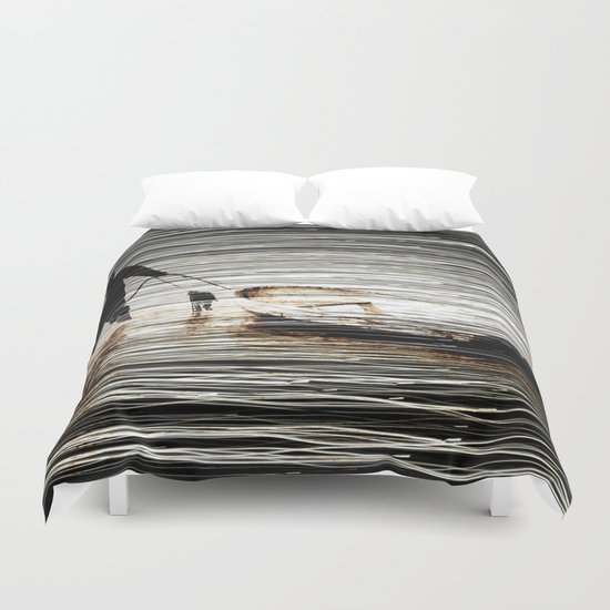 Go Home Duvet Cover
