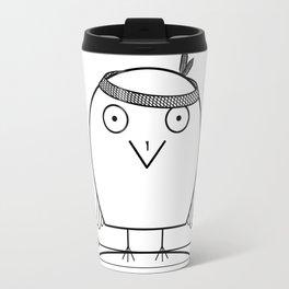 Amerindian Bird Travel Mug