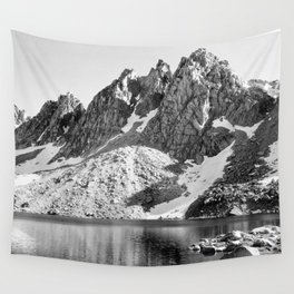 Kearsage Pinnacles, Kings River Canyon Wall Tapestry