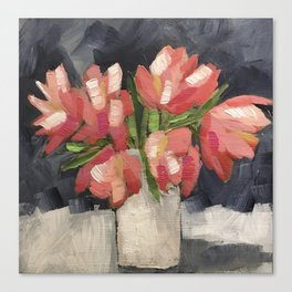 Bouquet for Today Canvas Print