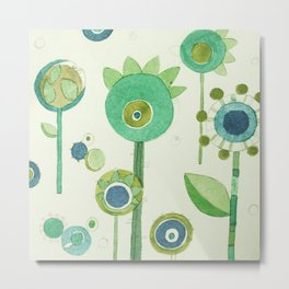 Bloom No.2 Metal Print