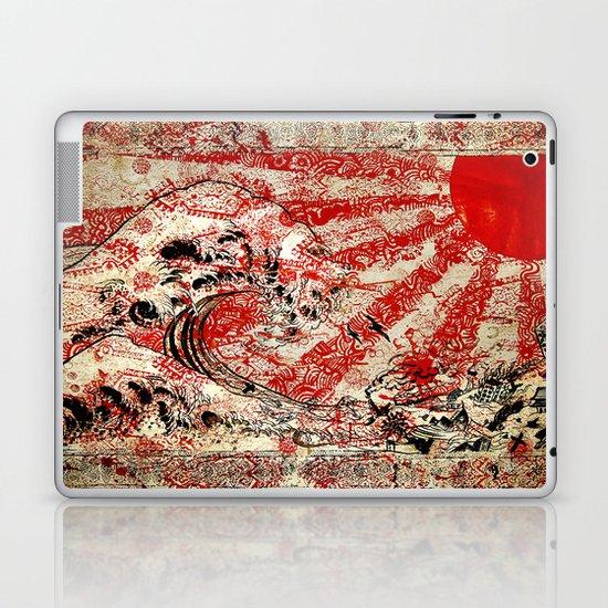 For Japan. Laptop & iPad Skin