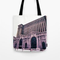 caleb troy Tote Bags featuring Troy by Litew8