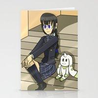 digimon Stationery Cards featuring Digimon - Dear Friends by MinawaKittten