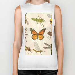 Insects on Parade Biker Tank
