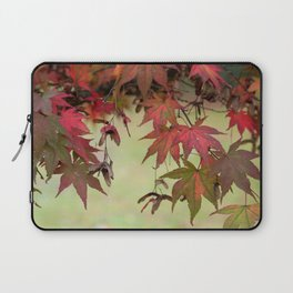 Maple Leaves Laptop Sleeve