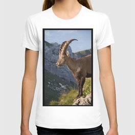 Capricorn in the Alps T-shirt