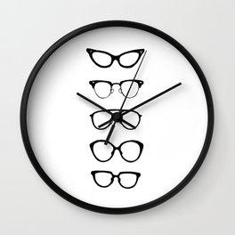 Eyevolution Wall Clock