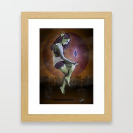 Know It Framed Art Print