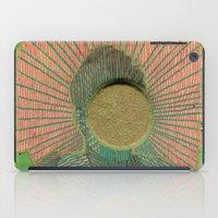 big bang iPad Cases featuring Big Bang by Naomi Vona