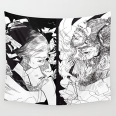 I'MFINEANDYOU? Wall Tapestry