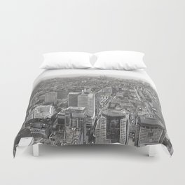 Toronto City Duvet Cover