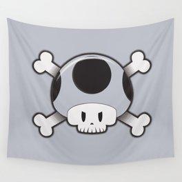 Toad Skull Wall Tapestry