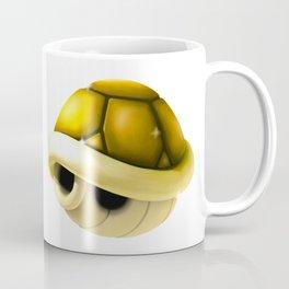 Gold Shell - Mario Bros Coffee Mug