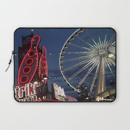 By the Midway Laptop Sleeve
