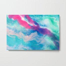 Coral lights 2 Metal Print