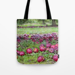 Let's pick apples Tote Bag
