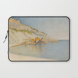 Cassis, Cap Lombard, Opus 196 Laptop Sleeve