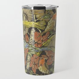 Robins and Warblers Travel Mug