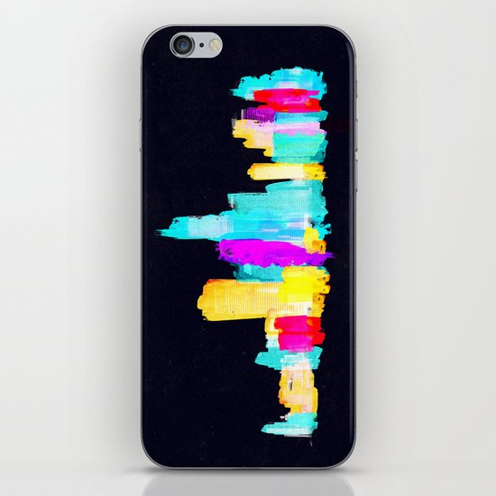 Colour City iPhone & iPod Skin