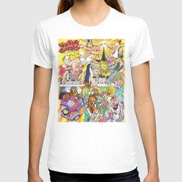 VICTOR CAYRO: The Assailer Man and friends T-shirt
