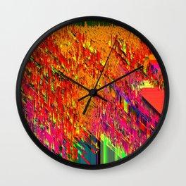 Tics Wall Clock