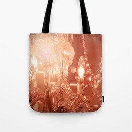 cinnamon chandelier Tote Bag