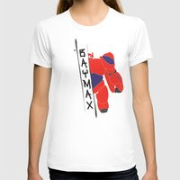 baymax T-shirts featuring BAYMAX by Sarah Anne Cimaglio