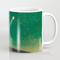 archer Mugs featuring Stars Archer by Rowe