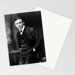 Harry Houdini Portrait - Circa 1910 Stationery Cards