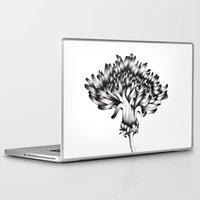 dandelion Laptop & iPad Skins featuring Dandelion by ECMazur
