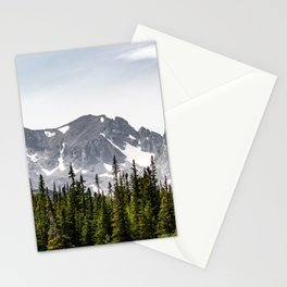 indian peaks wilderness Stationery Cards