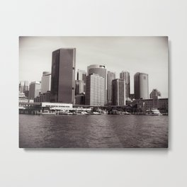 Circular Quay Sydney Metal Print