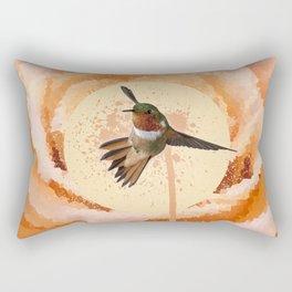 Dreaming of Spring Rectangular Pillow
